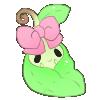 #02 Sprout Plush - Pea