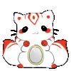 #05 Kitten Plush - Red