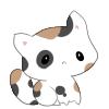 #03 Kitten Plush - Calico