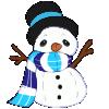 #01 Winter Plush - Snowie